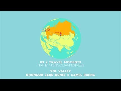 Us 2 Travel Moments - Mongolia part 2
