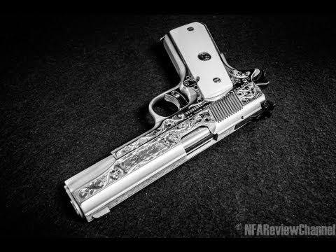 Engraving your firearm for SBR or SBS