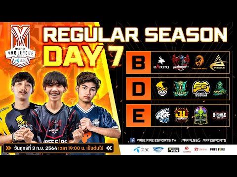 Free Fire Pro League Season 5: Regular Season Day 7