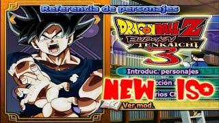 Baixar NEW ISO | Dragon Ball Z Budokai Tenkaichi 3 - Roster and All Costumes - Iso by Lori Games