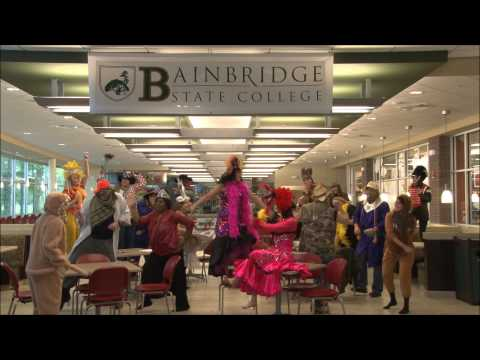 The Harlem Shake at Bainbridge State college