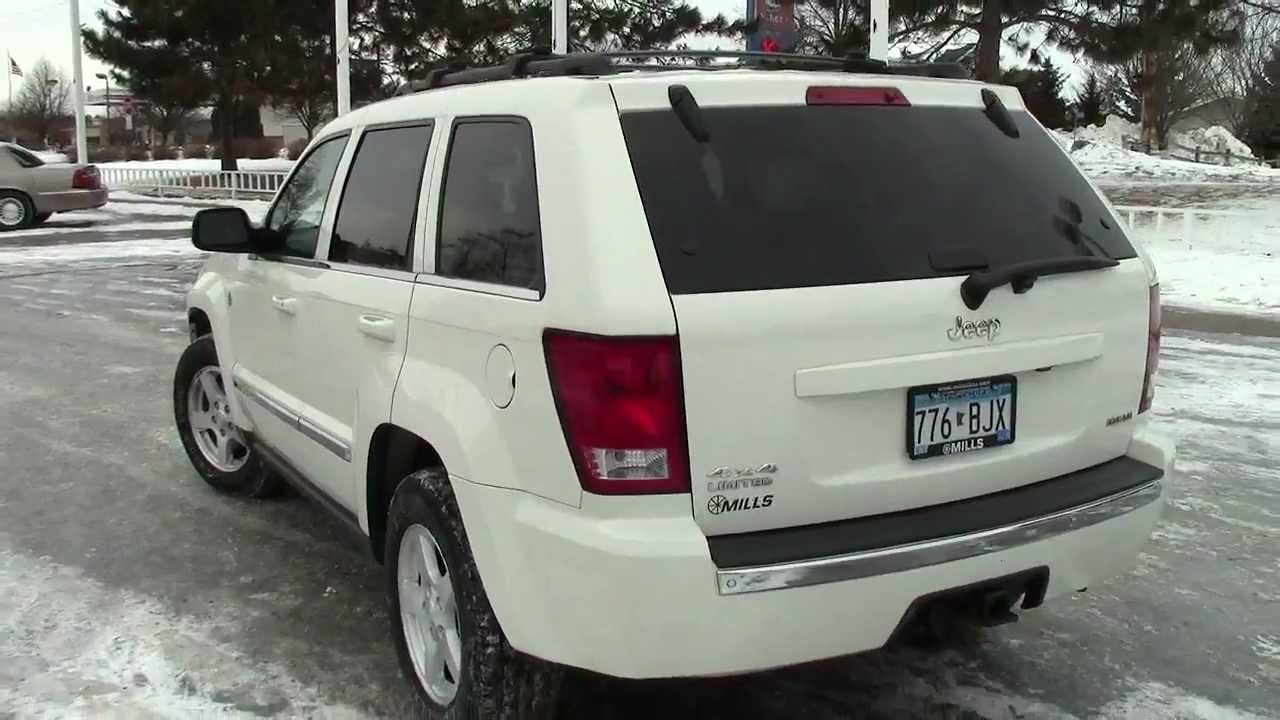 2007 Jeep Grand Cherokee Limited 4x4   YouTube