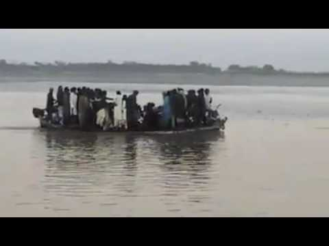 Boat Accident in larkana sindh