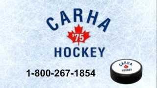 CARHA Hockey Schedule Tutorial - Single Division