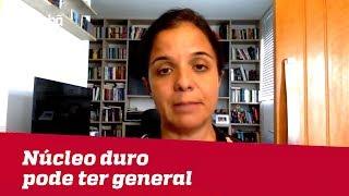 General Augusto Heleno pode ir para Gabinete de Segurança Institucional | Vera Magalhães