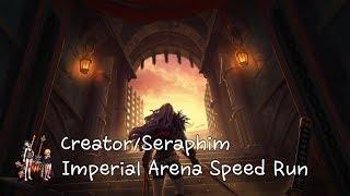 Creator/Seraphim  Imperial Arena Speed Run