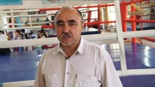 Турнир по боксу в Алматы