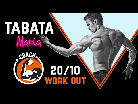 TABATA All Star - NO COACH - Trust The Music (Shape Of You)