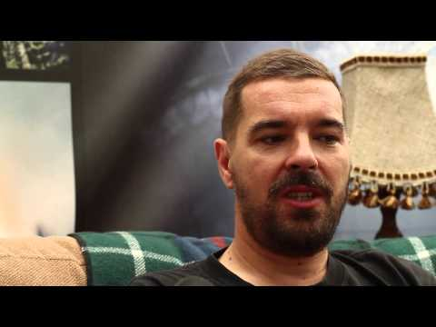 Interview Speedy J @ Awakenings Festival 2014