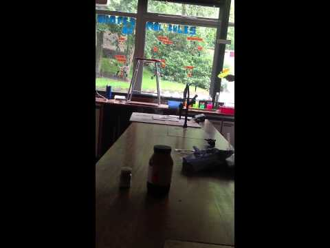 Magnesium And Silver Nitrate