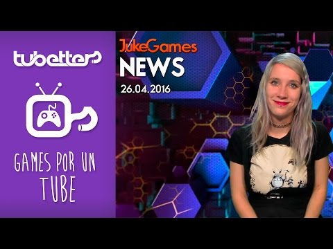 Jukegames News  Español 26/04/2016 | HOUND Project| RefRain  | The Witcher 3