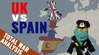 How would a war between United Kingdom and Spain go, if fought toda...