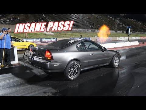 1000HP PRELUDE GOES ITS FIRST 9!