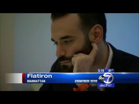 ABC7 NY : NEW WEBSITE TARGETS ILLEGAL SUBLETS ON AIRBNB | Ari Teman