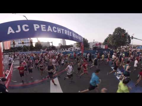 AJC 360 | The AJC Peachtree Road Race