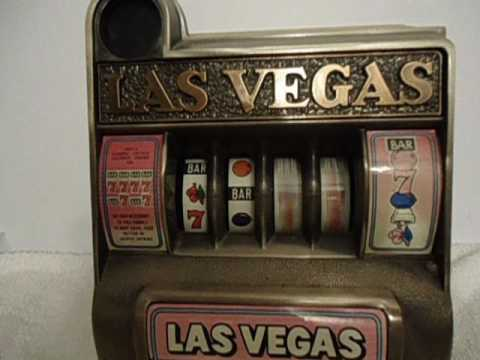 Las Vegas Style Slot Machine