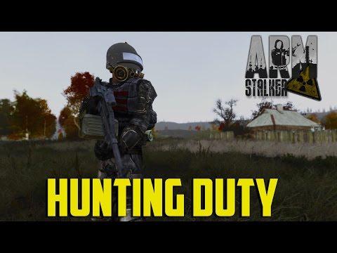 ARMA 3 Stalker - Hunting Duty