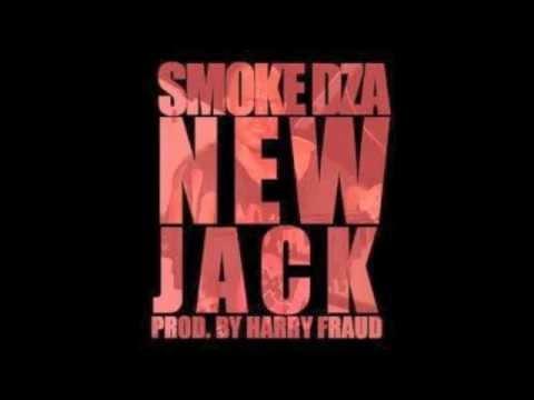 Smoke Dza - New Jack [Prod By Harry Fraud] w/ DL Link (2012)