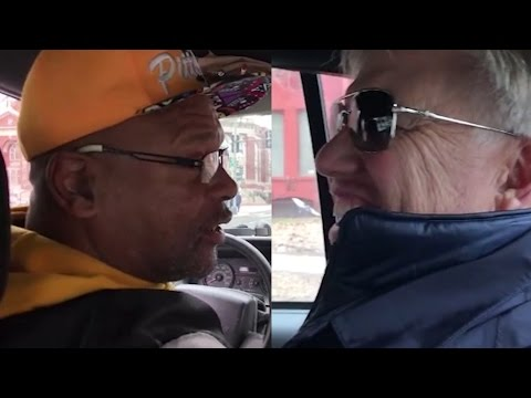 Cab Driver Claims John Elway is The Best QB of All Time, Has No Idea Elway is in the Car