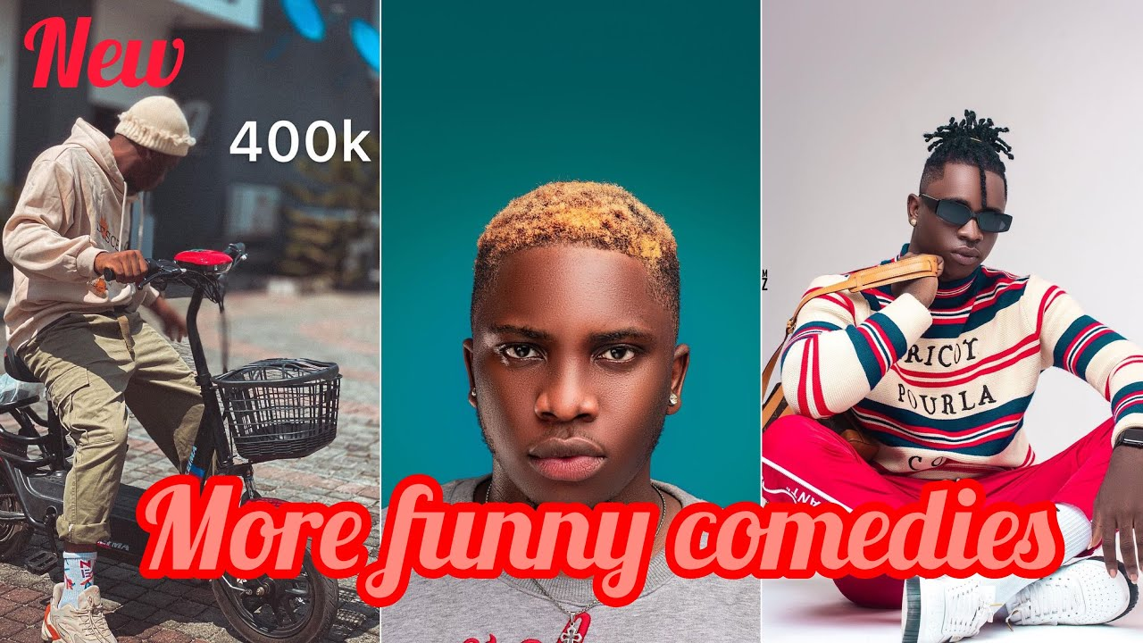 Download 10 New Comedy Ft Lordlamba, Okiki, Nasty, Isbea_u, Funny Frosh, Gentuu
