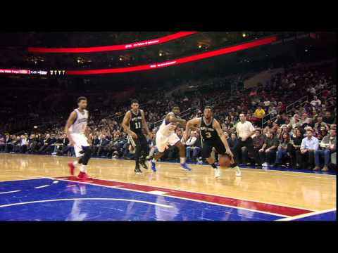 Marco Belinelli with the Big-Time Jam