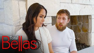 Brie is very worried about giving birth to her second child: Total Bellas, Nov. 19, 2020