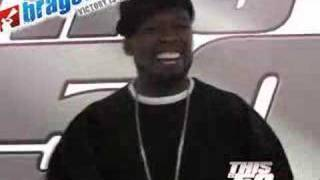Meet 50 Cent! Bragster And Thisis50.com... @ www.OfficialVideos.Net