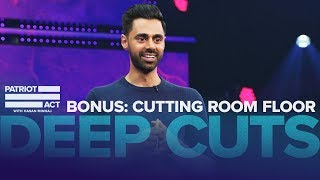 Bonus Deep Cuts: Hasan Talks Space, The Avengers, And More | Patriot Act with Hasan Minhaj | Netflix