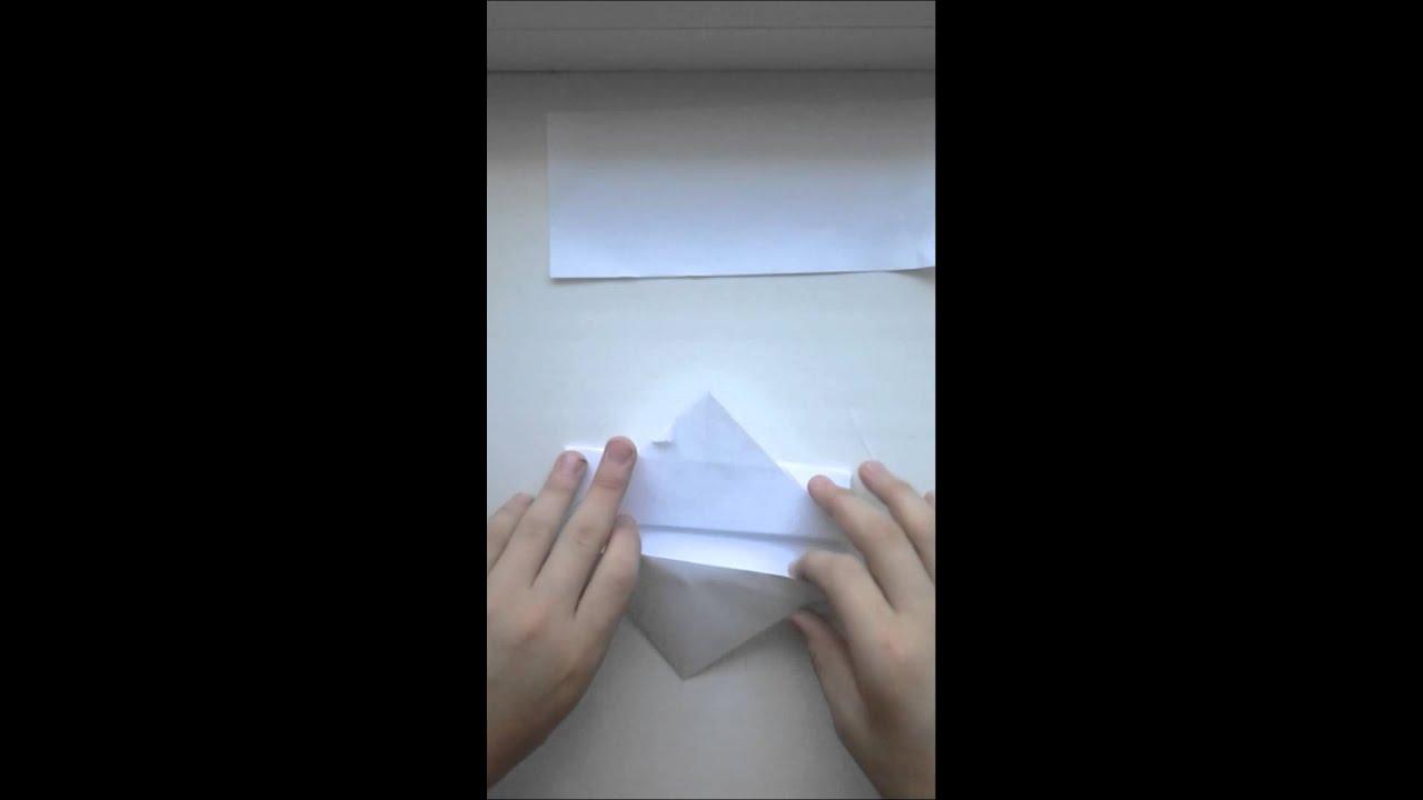 Говорящая лягушка.оригами