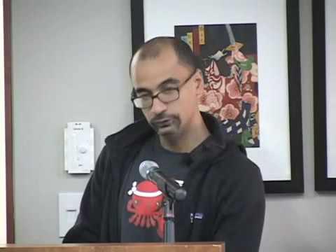 Junot Díaz The Distinguished Writer Series