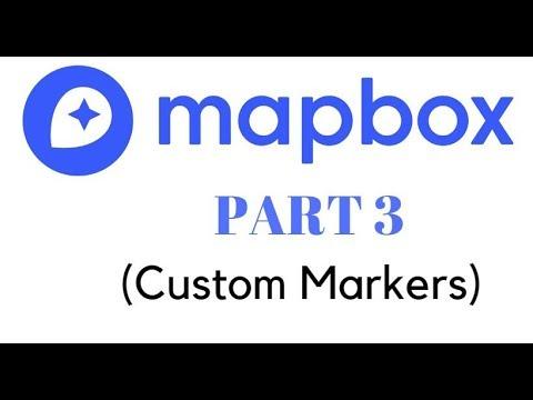 MapBox SDK Tutorial in Android Studio PART 3 (Custom Markers)
