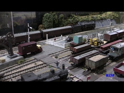 Bournemouth Model Railway Exhibition 2018