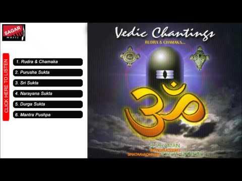 Vedic Chantings Rudra &Chamaka. K.V.Raman & Shatavadhani Dr.Ganesh.