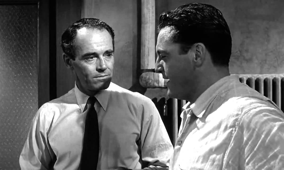 12 angry men analysis of the Tuckman's model of group stages and 12 angry men i selected tuckman group stages and twelve angry men published summary of the twelve angry men.