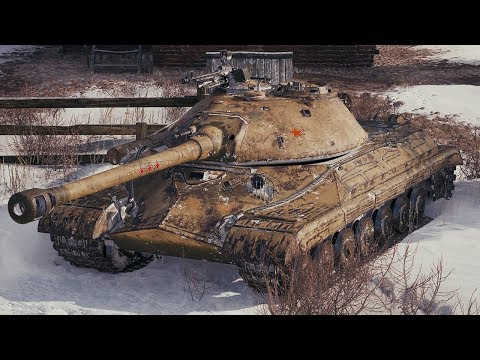 World Of Tanks IS-5 (Object 730) - 6 Kills 7,2K Damage