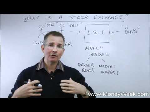 What is a stock exchange? - MoneyWeek Investment Tutorials