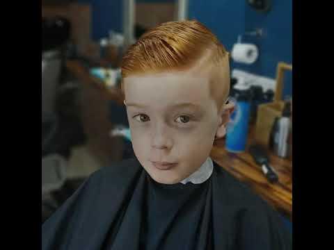 Short Undercut Haircuts for Boys