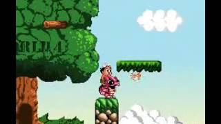 Adventure Island 5 Demo gameplay