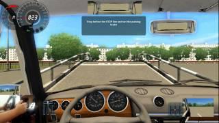 #024 - City Car Driving - Hill