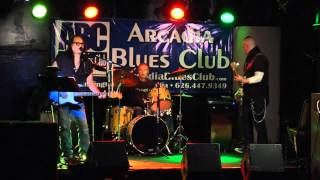 Fire and Gasoline - BB Chung King - Live at Arcadia Blues Club