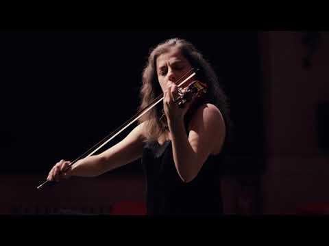 Liana Gourdjia, violin, Franz Vecsey Valse Triste
