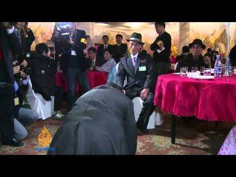 Reunited Korean families bid final farewell