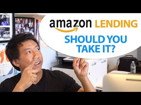 $300,000 AMAZON LENDING LOAN SHOULD I TAKE IT? | AMAZON LENDING REVIEW