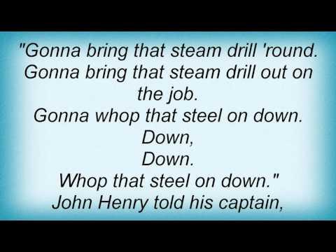 17595 Pete Seeger - John Henry Lyrics