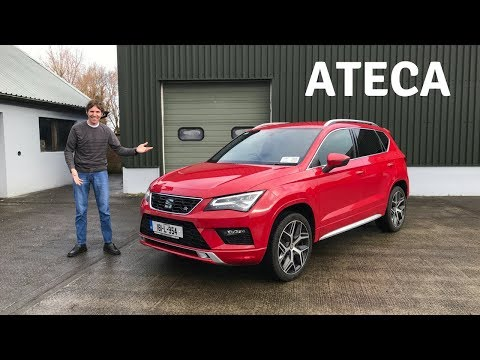 2018 SEAT Ateca SUV - FR Spec Test Drive - Would I Buy One??🤔Stavros969