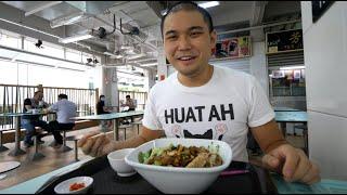 Secret Hawker Centre in Singapore??🤫 Hong Lim Market