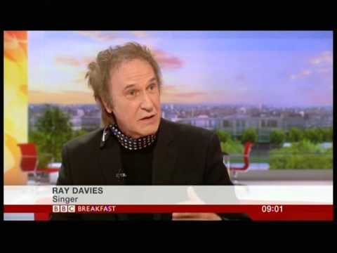 RAY DAVIES INTERVIEW-BBC BREAKFAST-BBC 1-14.OCT.2015
