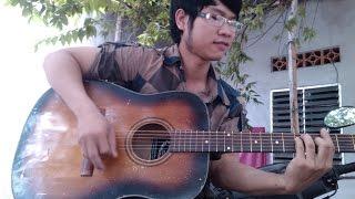Khoảnh khắc [guitar cover]
