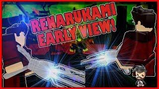 [FUTURE UPDATE] RENARUKAMI EARLY VIEW / TRAILER IN RO-GHOUL | Roblox