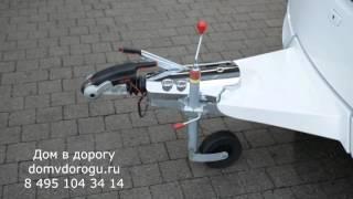 Дом на колесах. Система перемещения прицепа без автомобиля Truma Mover XT4